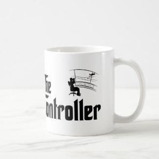 Fluglotse Kaffeetasse