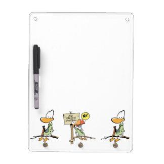 Fluglotse Memo Board