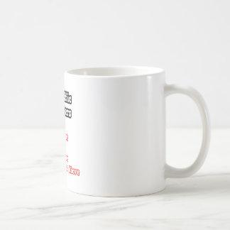 Fluglotse-Quiz. Kaffeetassen