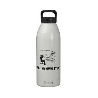 Fluglotse Wiederverwendbare Wasserflaschen