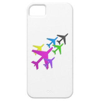 FLUGZEUG cadeaux gießen les enfants flotte d'avion iPhone 5 Etui