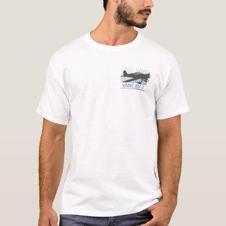 Flugzeug der Packwagen-RV-7 T-Shirt