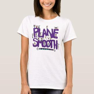 Flugzeug-glattes Shirt mit zahnmedizinischem