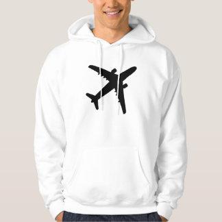 Flugzeug-Jet Hoodie