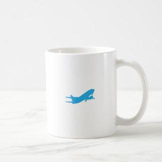 Flugzeug Kaffeetasse