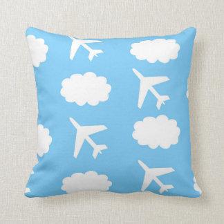 Flugzeug-Kissen Kissen