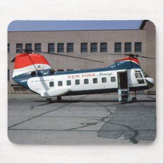 Flugzeug-Mausunterlage Mauspads