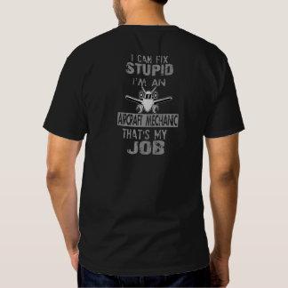Flugzeugmechaniker T-shirt