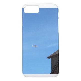 Flugzeugtelefonkasten iPhone 8/7 Hülle