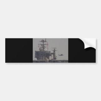Flugzeugträger Autoaufkleber