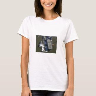 Flugzeugträger furchtloses New York City T-Shirt