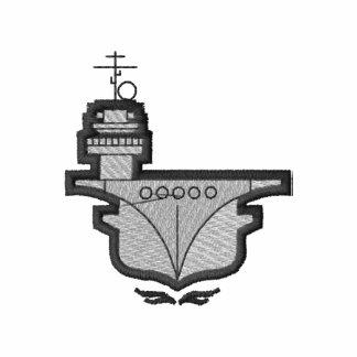 Flugzeugträger Hoodie