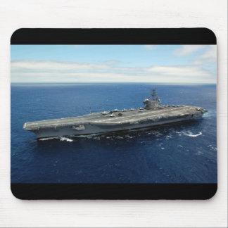 Flugzeugträger Mauspad