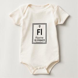 Fluor 009 baby strampler