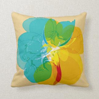 flush of colour - Farbrausch Kissen
