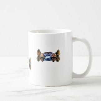Fluss-Beobachter Kaffeetasse