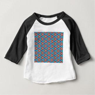 Fluss des Hexagons 1 Baby T-shirt