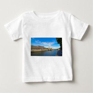 Fluss die Seine Baby T-shirt