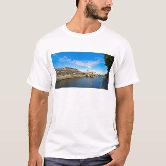Fluss die Seine T-Shirt