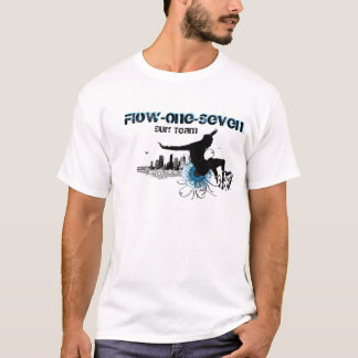 Fluss-Ein-Sieben Shirt