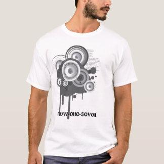 Fluss-Ein-Sieben: T - Shirt: Schwingen Sie mit T-Shirt