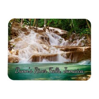 Fluss-Fälle Jamaikas Dunns Magnet
