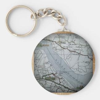 Fluss Humber, Großbritannien Schlüsselanhänger