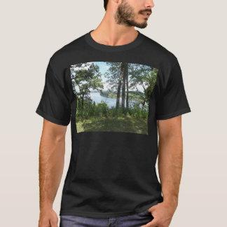 Fluss Mississipi-Bank T-Shirt