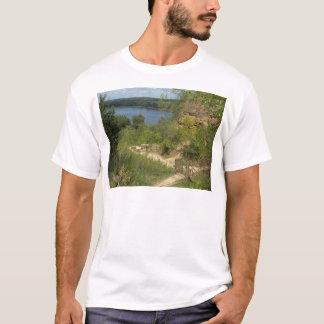 Fluss Mississipi übersehen T-Shirt