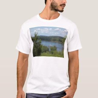 Fluss Mississipiboot T-Shirt