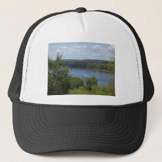 Fluss Mississipiboot Truckerkappe