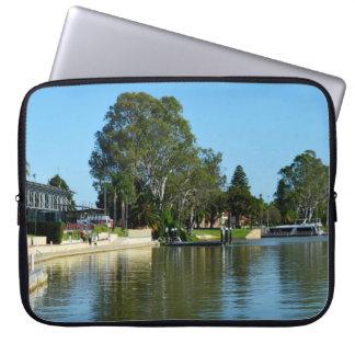 Fluss Murray Renmark Südaustralien, Laptopschutzhülle
