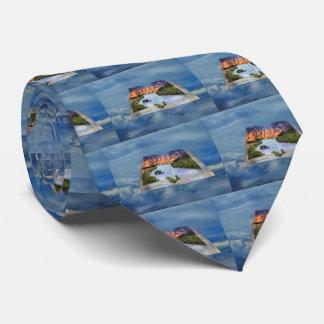 Fluss Murray, Seite in einem Buch, Individuelle Krawatte