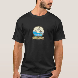 Fluss-Rand Cafe-new.ai T-Shirt