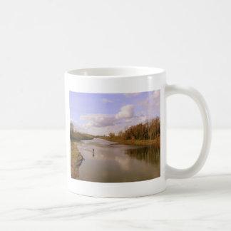Fluss Shannon Kaffeetasse