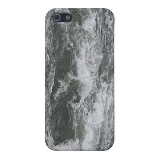 Fluss-Strom 3 4/4s iPhone 5 Schutzhülle