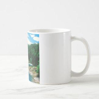 Fluss Umpqua Douglas County Oregon Kaffeetasse