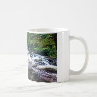 Fluss-und WaldTasse Kaffeetasse