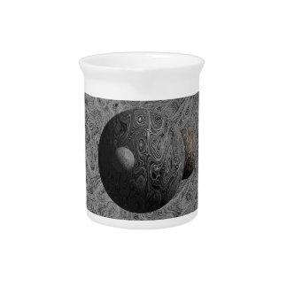 Flüssige Mond-Sammlung Krug