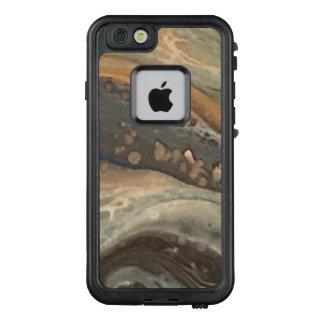 Flüssiger Kunst-Entwurf iPhone 6 Fall LifeProof FRÄ' iPhone 6/6s Hülle