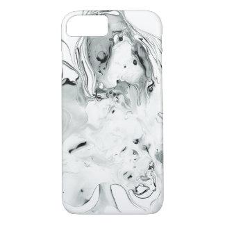 Flüssiger MarmorApple iPhone 7 Fall iPhone 8/7 Hülle