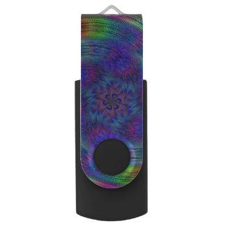 Flüssiger Regenbogen USB Stick