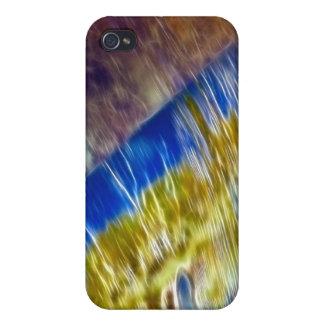 Flüssiges abstraktes - iPhone 4 Fall iPhone 4 Hüllen