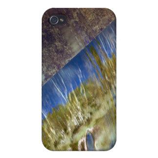 Flüssiges abstraktes - iPhone 4 Fall iPhone 4 Schutzhülle