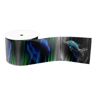 Flüssiges Erschütterungs-Delphin-Neon-Band Ripsband
