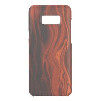 Flüssiges Feuer durch Shirley Taylor Get Uncommon Samsung Galaxy S8 Plus Hülle