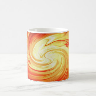 Flüssiges Metall Kaffeetasse