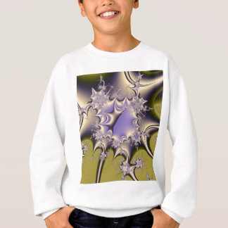 Flüssiges Metall Sweatshirt