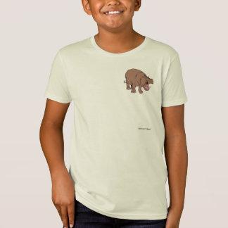 Flusspferd 11 T-Shirt