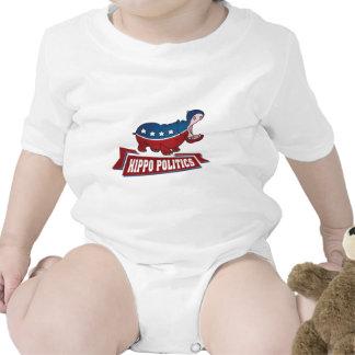 Flusspferd-Politik T Shirt